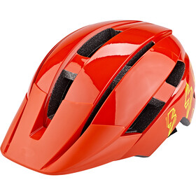 Bell Sidetrack II MIPS Helm Jugend rot